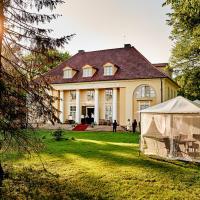Pałac Bażantarnia – hotel w Pszczynie