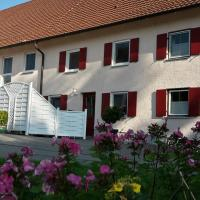 Allgäu Apartment, hotel in zona Aeroporto di Memmingen - FMM, Memmingen