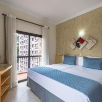 Hotel Guarany, hotel em Águas de Lindoia