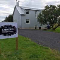 Farmer's Guest House, hótel á Hellu