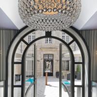 Hôtel La Monnaie Art & Spa, hotel in La Rochelle