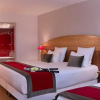 HÔTEL C SUITES**** chambres spacieuses, séjours thématiques