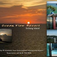 Ocean View Resort - Koh Sichang, hotel in Ko Si Chang