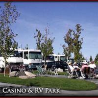 RV Park at Lakeside Casino, hotel in Pahrump