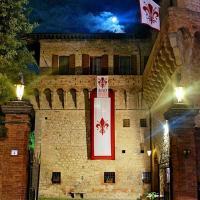 Castello del Capitano delle Artiglierie, hotell i Castrocaro Terme