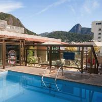 克帕卡巴納馬爾宮殿酒店,里約熱內盧的飯店