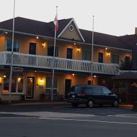 Rainbow Inn, hotel em Huntsville