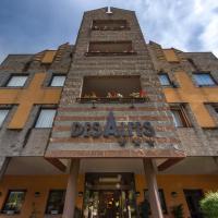 Hotel Des Alpes, hotell i Rosta