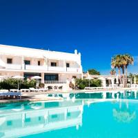 Canne Bianche Lifestyle Hotel, hotell i Torre Canne