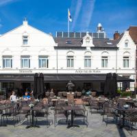Brasserie-Hotel Antje van de Statie, hotel in Weert
