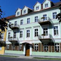 LD Palace Bellaria, отель во Франтишкови-Лазне