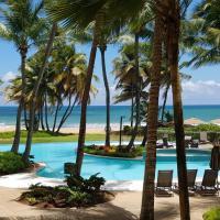 Beachfront Villa in the Rio Mar Resort, hotel in Rio Grande