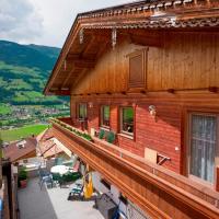 Ferienwohnung Eberharter Theresia, hotel in Ramsau im Zillertal