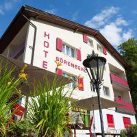 Hotel Sörenberg, hotel in Sörenberg