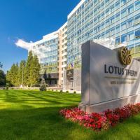 Lotus Therm Spa&Luxury Resort, hotel in Baile Felix