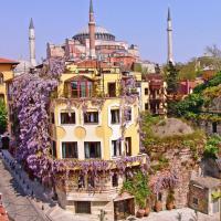 Hotel Empress Zoe, hótel í Istanbúl