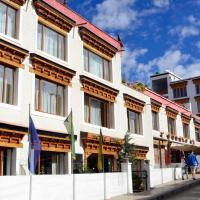 Hotel Lingzi, hotel in Leh