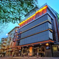 Devin Otel, hotel in Isparta
