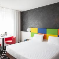 Hotel Tristar, hotel in La Louvière