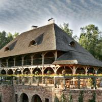 Zabytkowy Spichlerz w Olsztynie koło Częstochowy – hotel w mieście Olsztyn