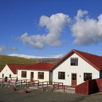 Sólheimahjáleiga Guesthouse, hotel in Solheimahjaleiga