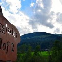 Migglwieshof, hotel in Kelchsau