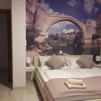 Sun Apartments, hotel near Mostar International Airport - OMO, Mostar
