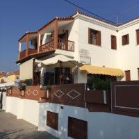 Joanna Rooms, hotel in Skala Eresou