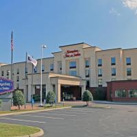 Hampton Inn & Suites Norfolk-Airport, hotel in Norfolk