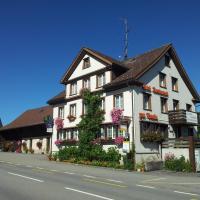 Hotel Garni Traube, hotel in Schwellbrunn