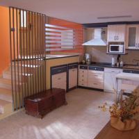 Casa Rural Apartamento El Chaveto, hotel en Herreros