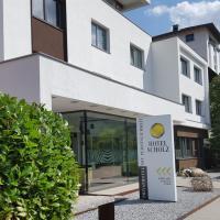 Hotel Scholz, hotel in Aalen