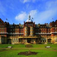 DoubleTree by Hilton Harrogate Majestic Hotel & Spa, hotel in Harrogate