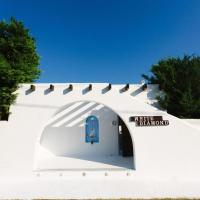 White Diamond villa with private pool and jacuzzi 50m from the sea