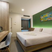 City Hotel Krabi, hôtel à Krabi
