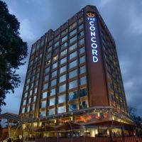 The Concord Hotel & Suites, отель в Найроби
