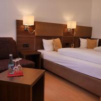 Romantica Hotel Blauer Hecht, hotel in Dinkelsbühl