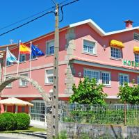 Hotel Maruxa, hotel in A Lanzada