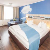 Hotel Blauer Karpfen, hotel in Oberschleißheim