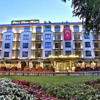 Dosso Dossi Hotels & Spa Downtown, hotel en Estambul
