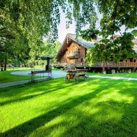 Русская Деревня, отель во Владимире