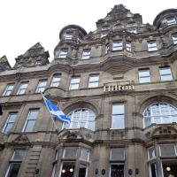 Hilton Edinburgh Carlton, hotel in Edinburgh