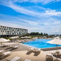 Family Hotel Amarin, hotel in Rovinj