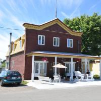 Le Gîte de l'Onondaga, hotel em Rimouski