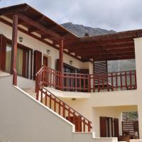 Villa Agalianos, hôtel à Kerames