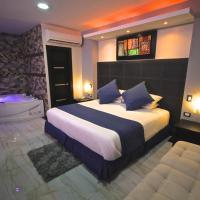 Hotel Golden Vista, hotel in Santo Domingo de los Colorados