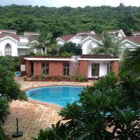 Pool Facing Apartment in Riviera Foothills Near Baga, Arpoara