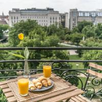 BpR Panorama Apartments Budapest