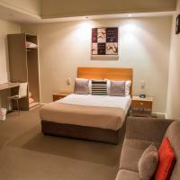 Burkes Hotel Motel, hotel in Yarrawonga