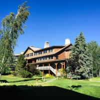 Sun Mountain Lodge, hotel in Winthrop